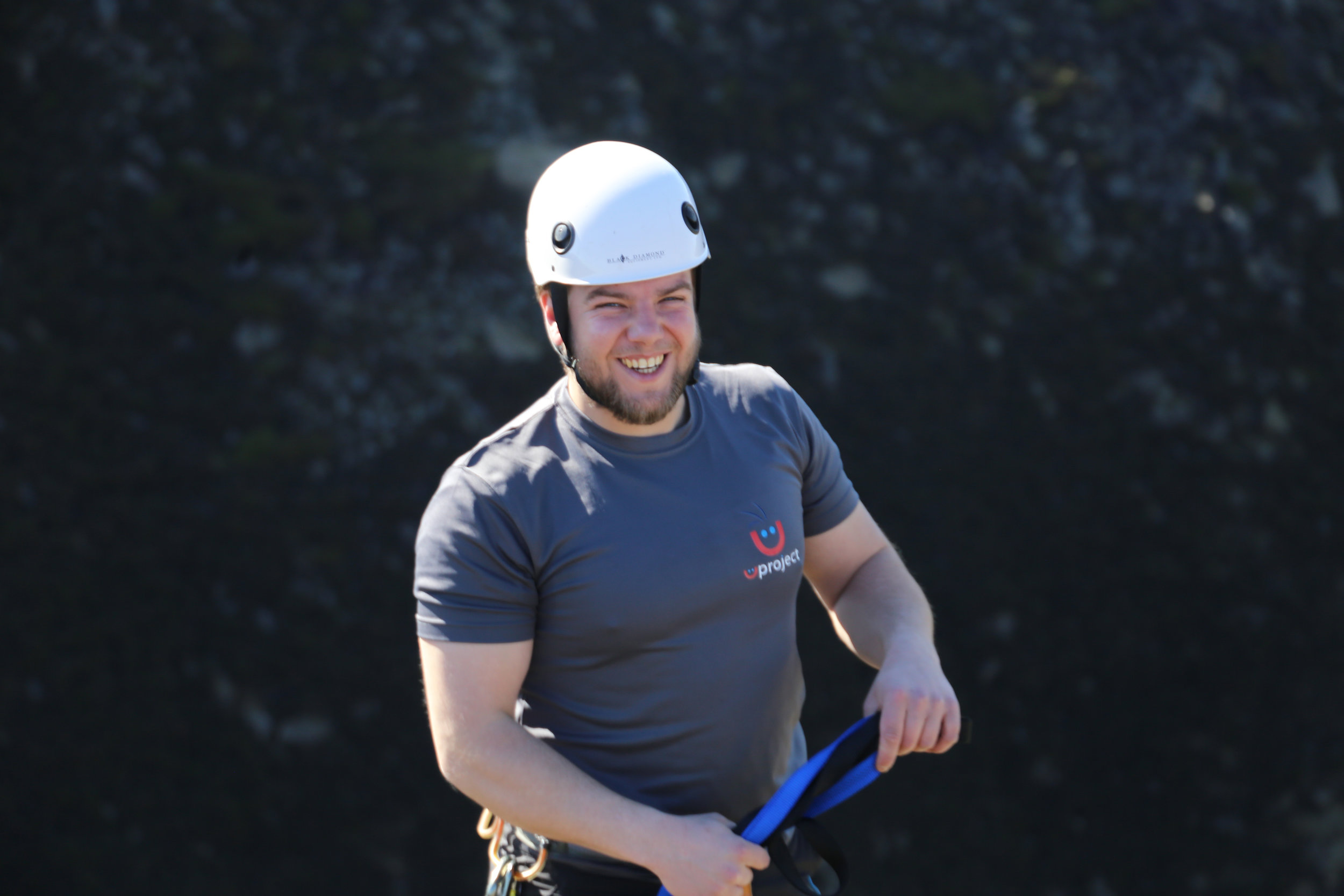 Scott Archibald - A valued member of the team since 2012, leading and assisting with outdoor activities locally and in mountain areas of the UK.Scott fits with the UProjects ethos, friendly and professional he is happy to spend time reassuring and building confidence for those new to adventure activitiesHe holds the Climbing Instructor and Mountain Leader awards; he is also a tutor for level 3-day Walk Leadership and Basic Expedition Leader Awards. National Indoor Climbing Award Scheme (NICAS) instructor delivering GCSE, QCF and Duke of Edinburgh AwardsScott holds specialist awards for working with young people with disabilitiesScott can often be spotted with Frank the friendly mountain dog!