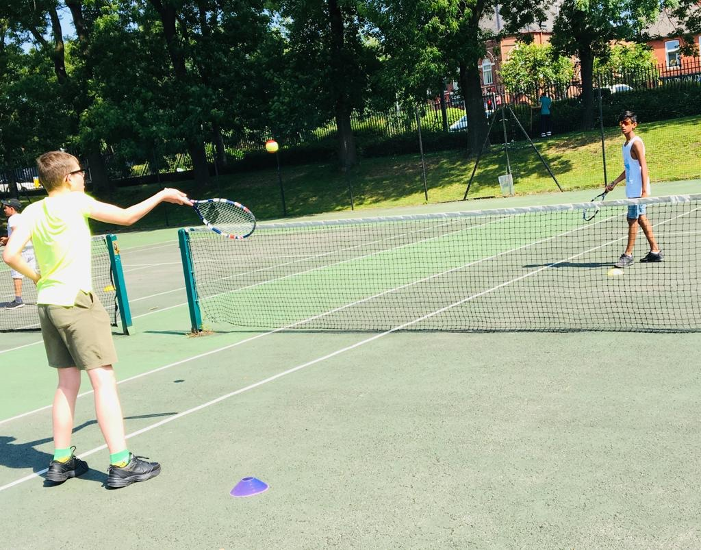 Tennis with Paul Jepson at PB365Sports