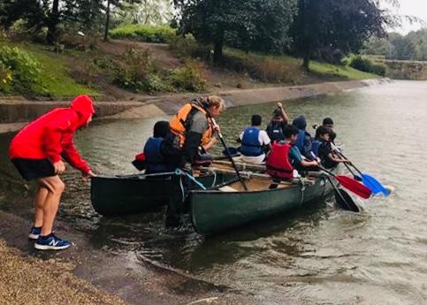 Canoe time Challenge