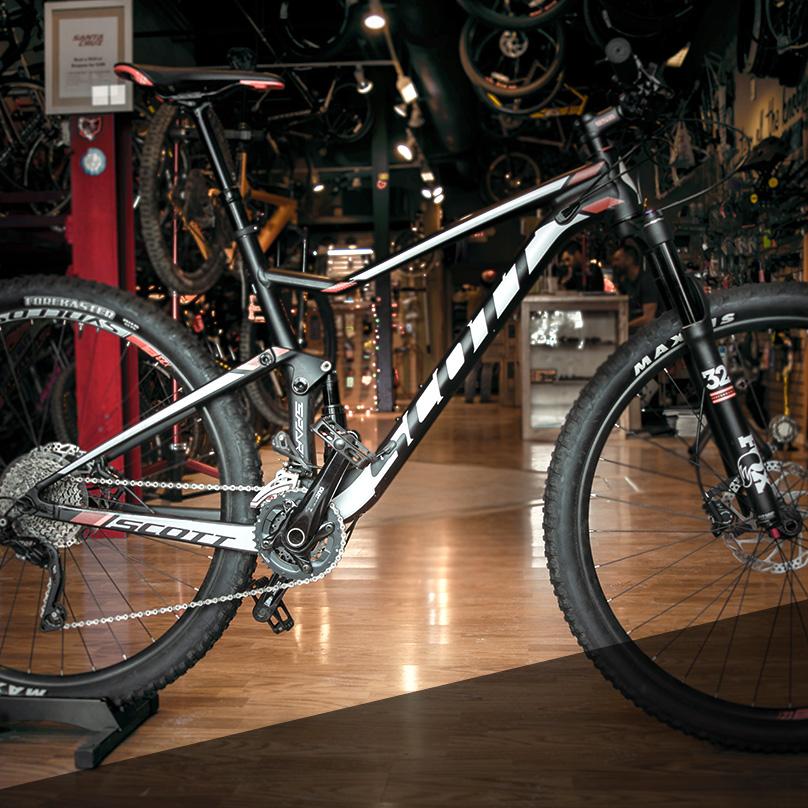 Bikes & Gear -