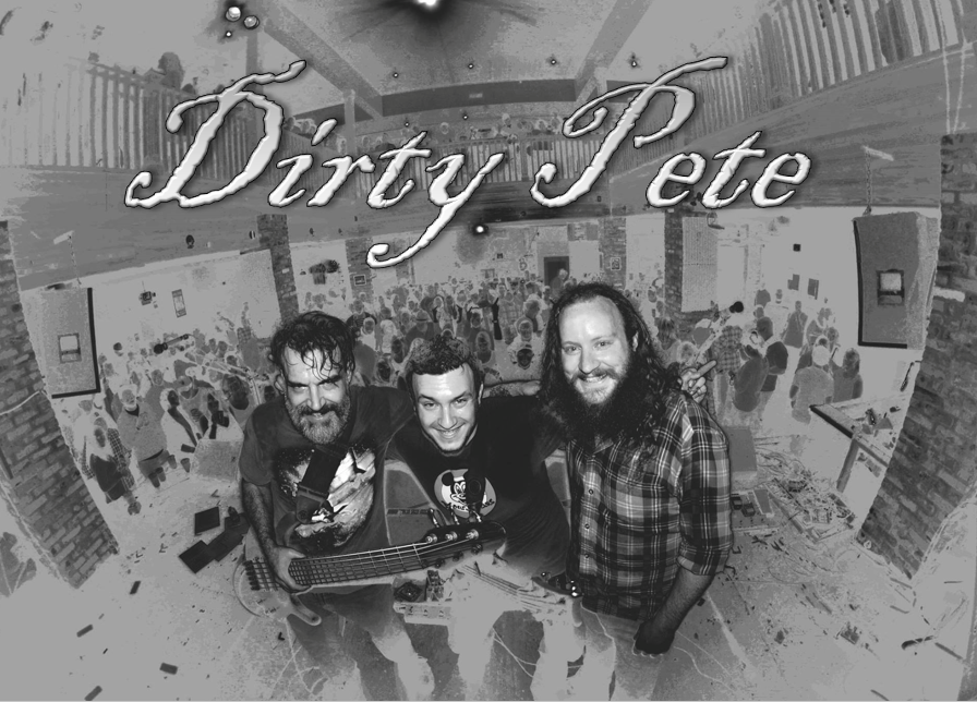 Dirty Pete..... what a crazy experience that is! These guys are raucous, hyper, loud, dirty, and just plain FUN! I LOVE these guys!