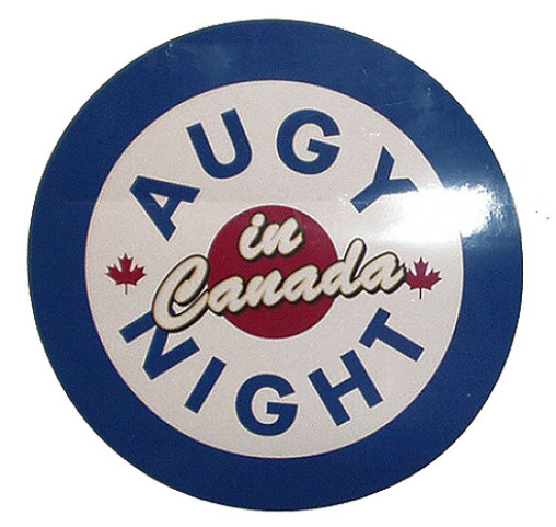 AUGY NIGHT IN CANADA