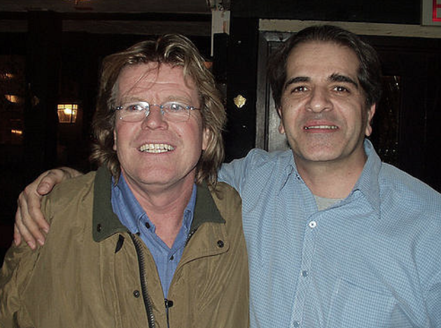 With Peter Noone