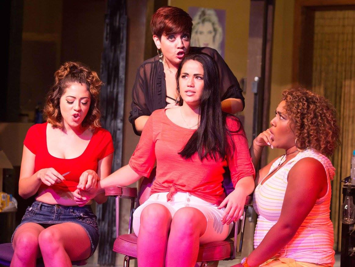 in the heights: porchlight music theatre