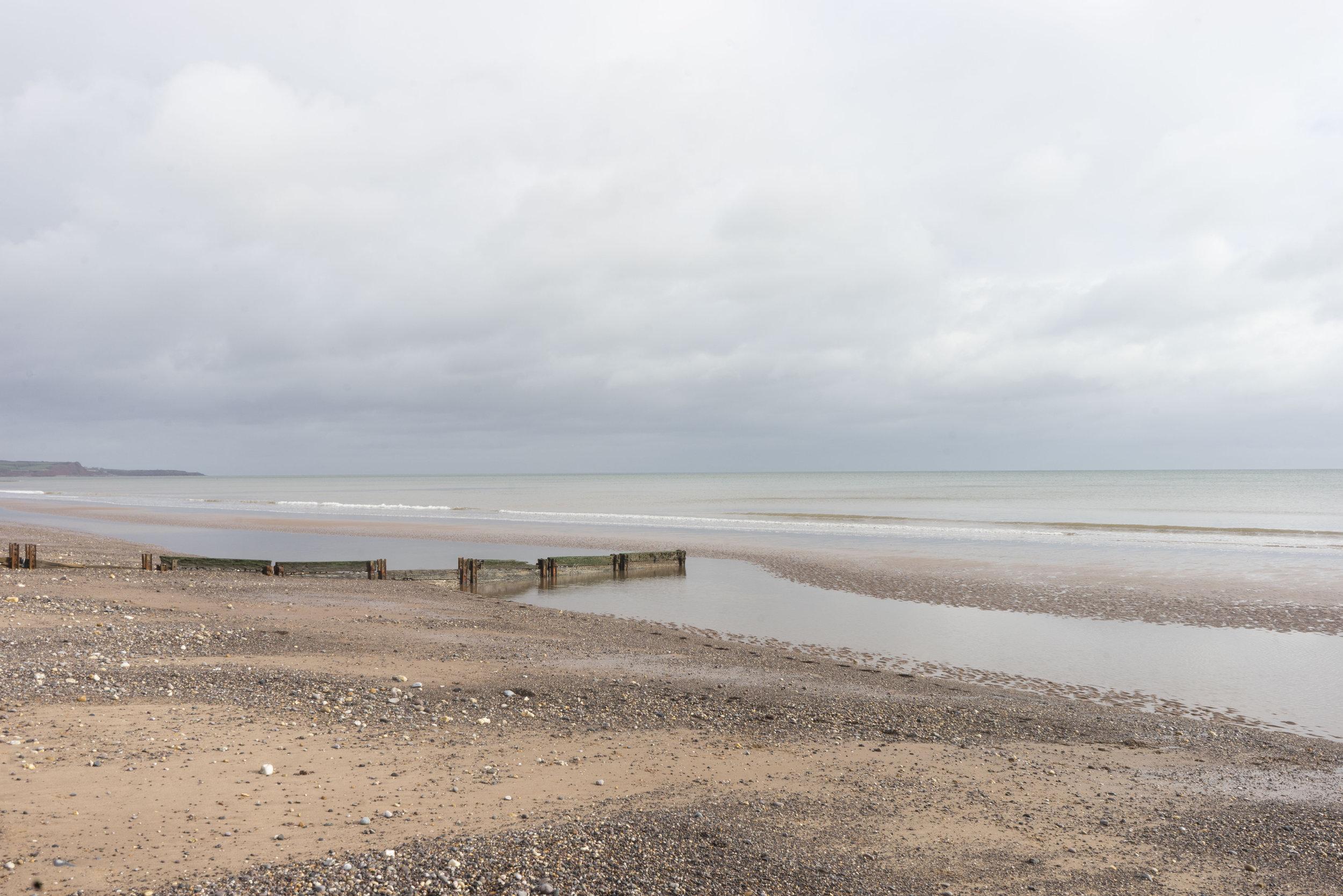 Groyne South Low tide.jpg