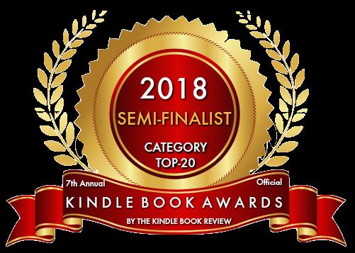 Kindle Book Awards 2018  Sci-Fi and Fantasy - Semi-finalist
