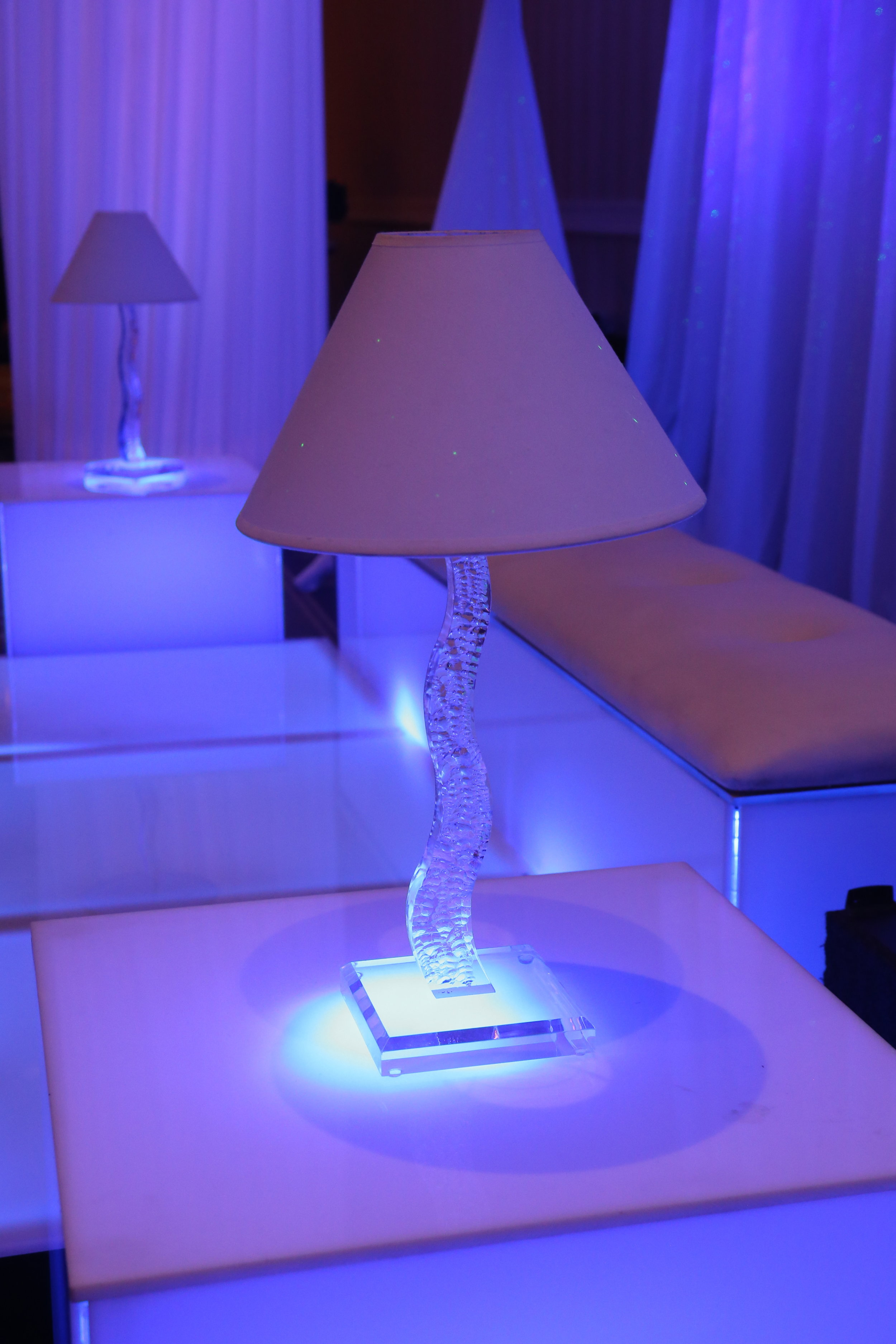 Ice Magic Lamp