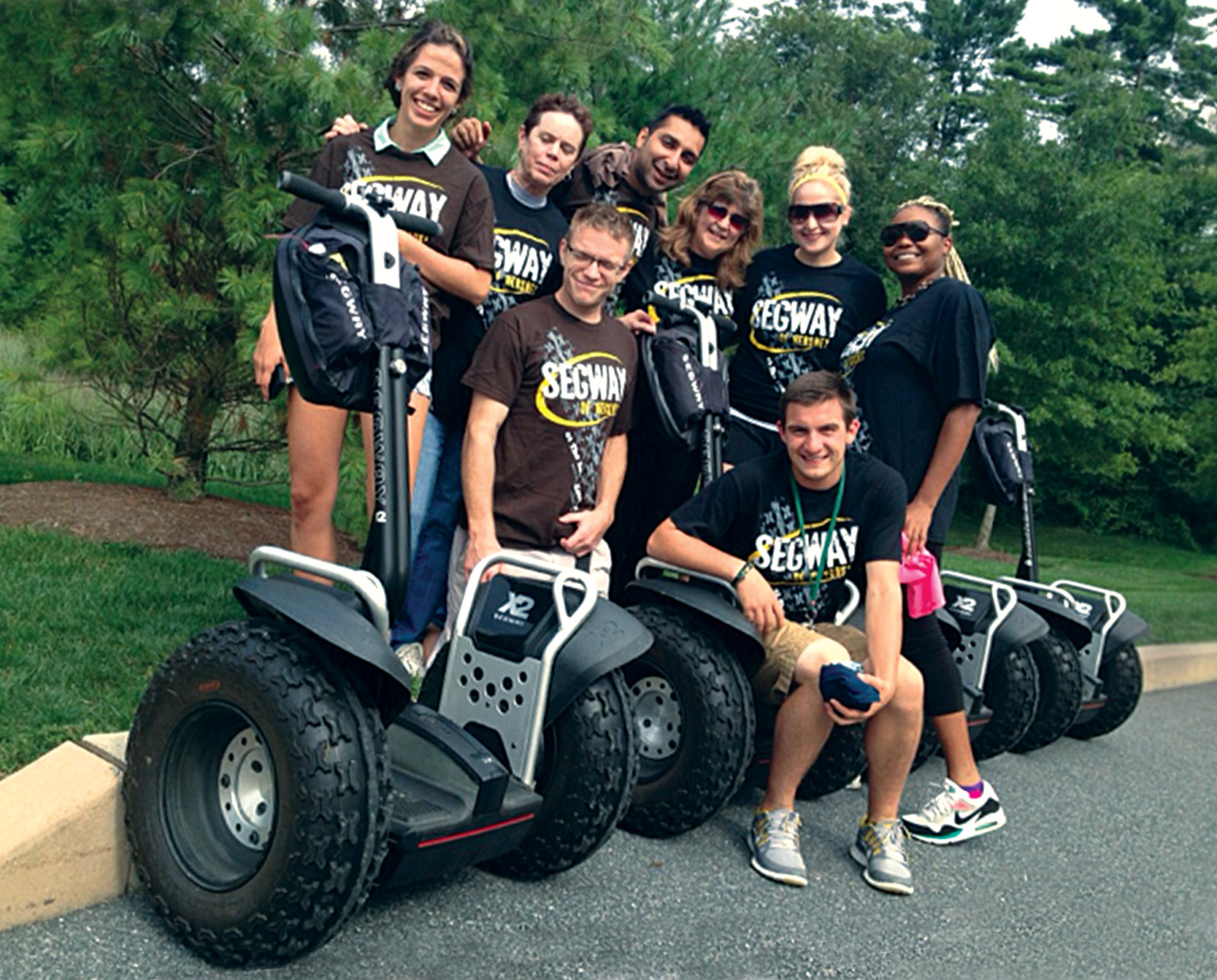 Segway Tours and Obstacle Course