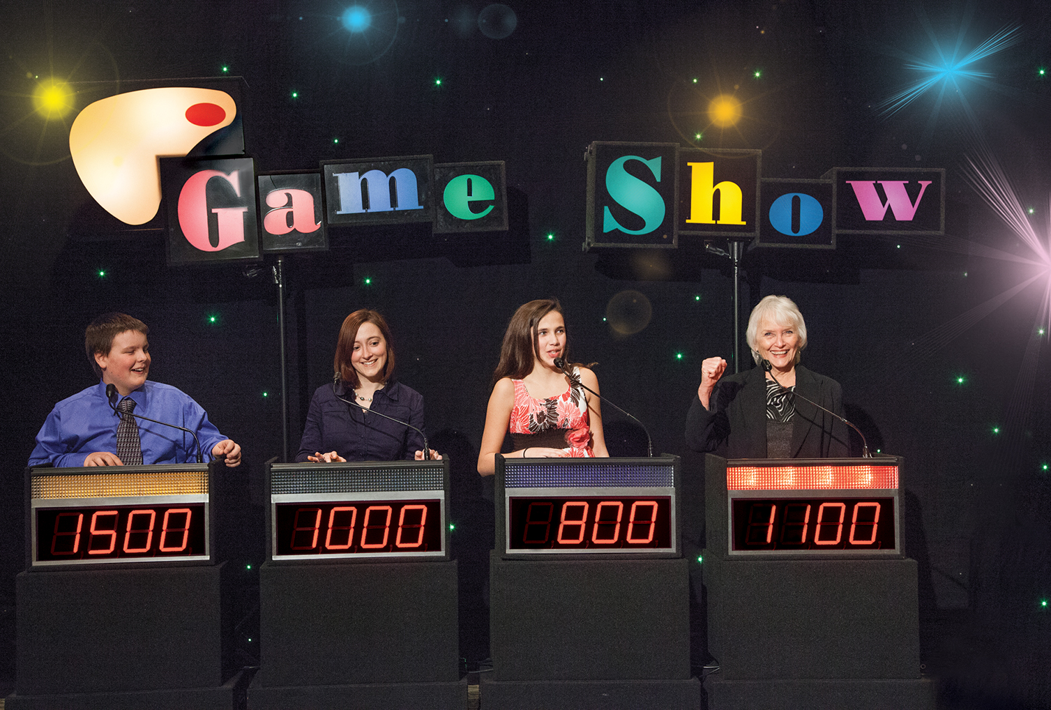 Ultimate Trivia Game Show