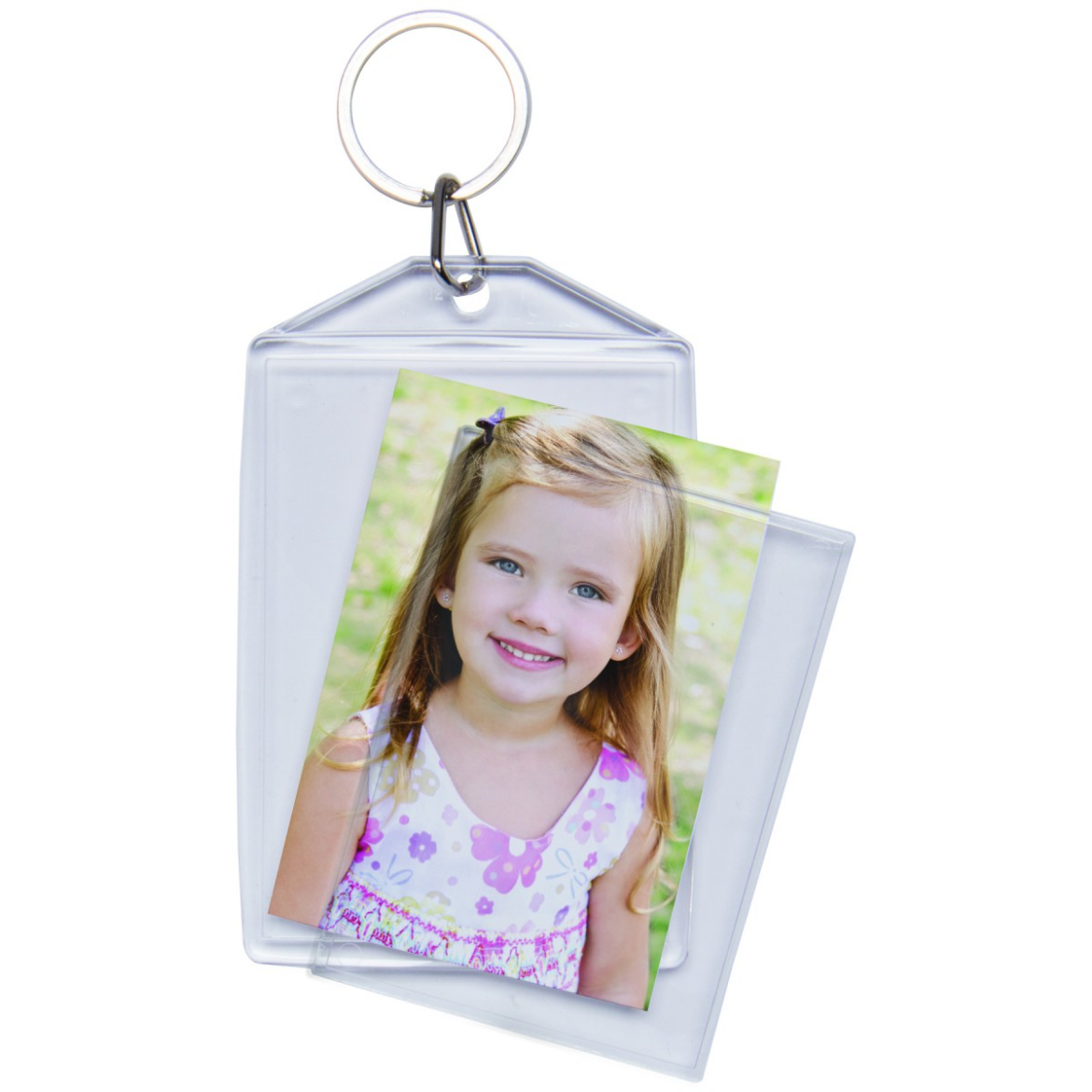 Keychains - Keychains can be added to any photo novelty event.