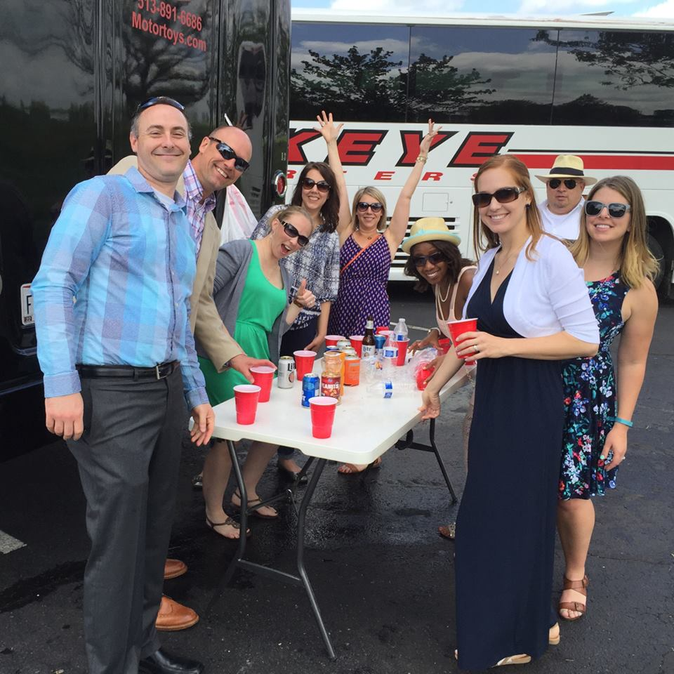 2016 TDG Outing to Keeneland
