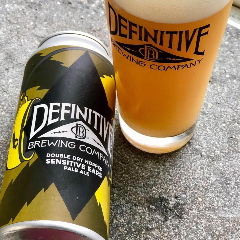 Sensitive Ears w/ Galaxy - DDH Pale Ale