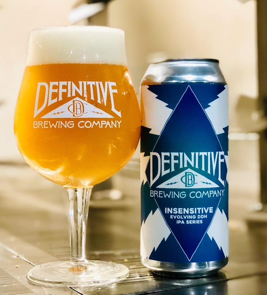 Insensitive - Evolving DDH IPA Series - V7