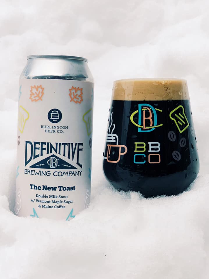 The New Toast - Double Milk Stout w/ Maple & Coffee