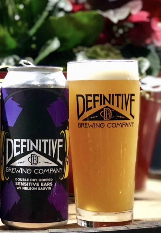 Sensitive Ears w/ Nelson - DDH Pale Ale