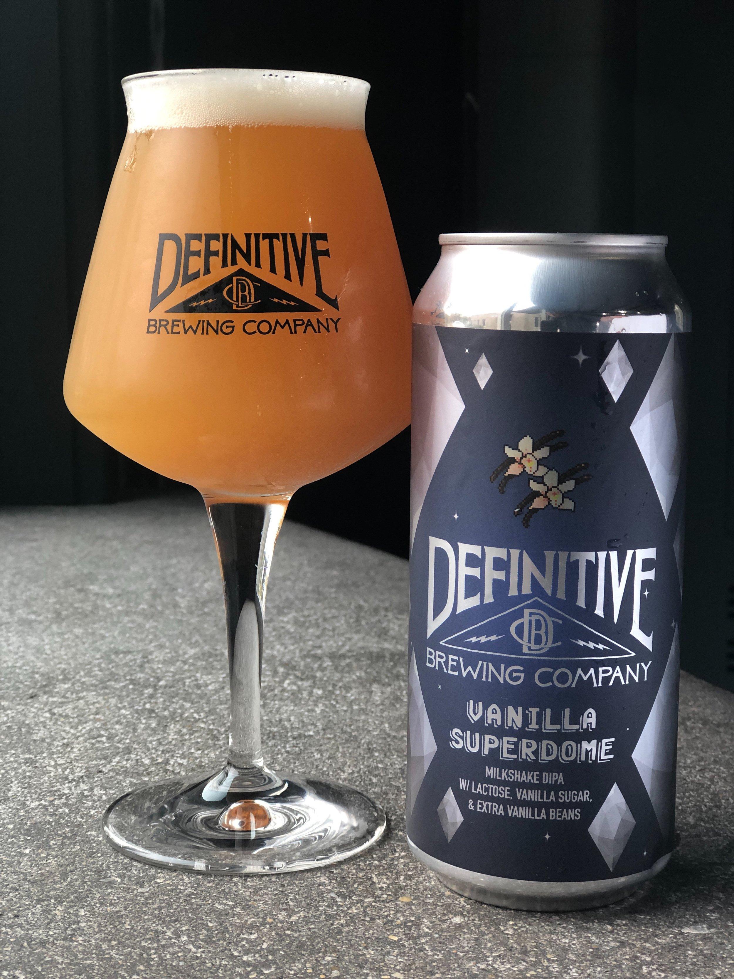 Vanilla Superdome - Milkshake DIPA