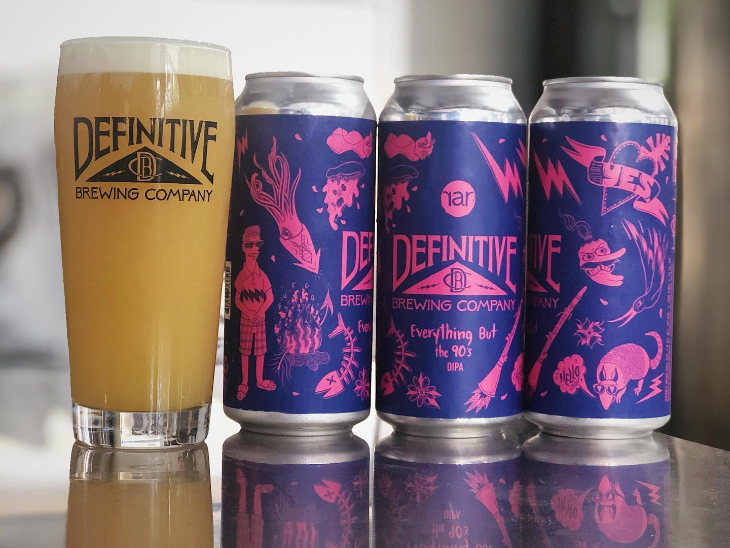 Everything But The 90's - DIPA