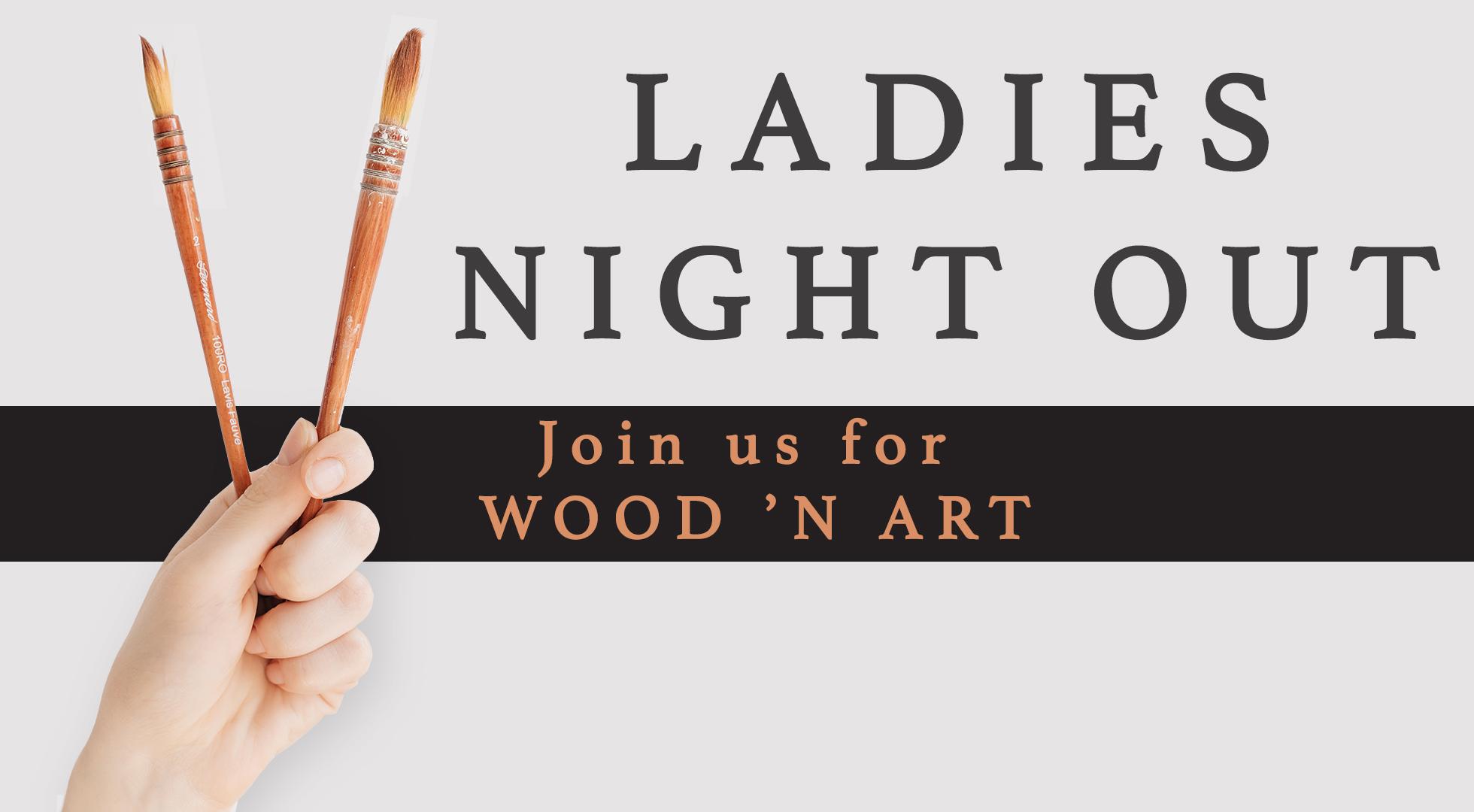 Ladies' Night Out Vineyard Church