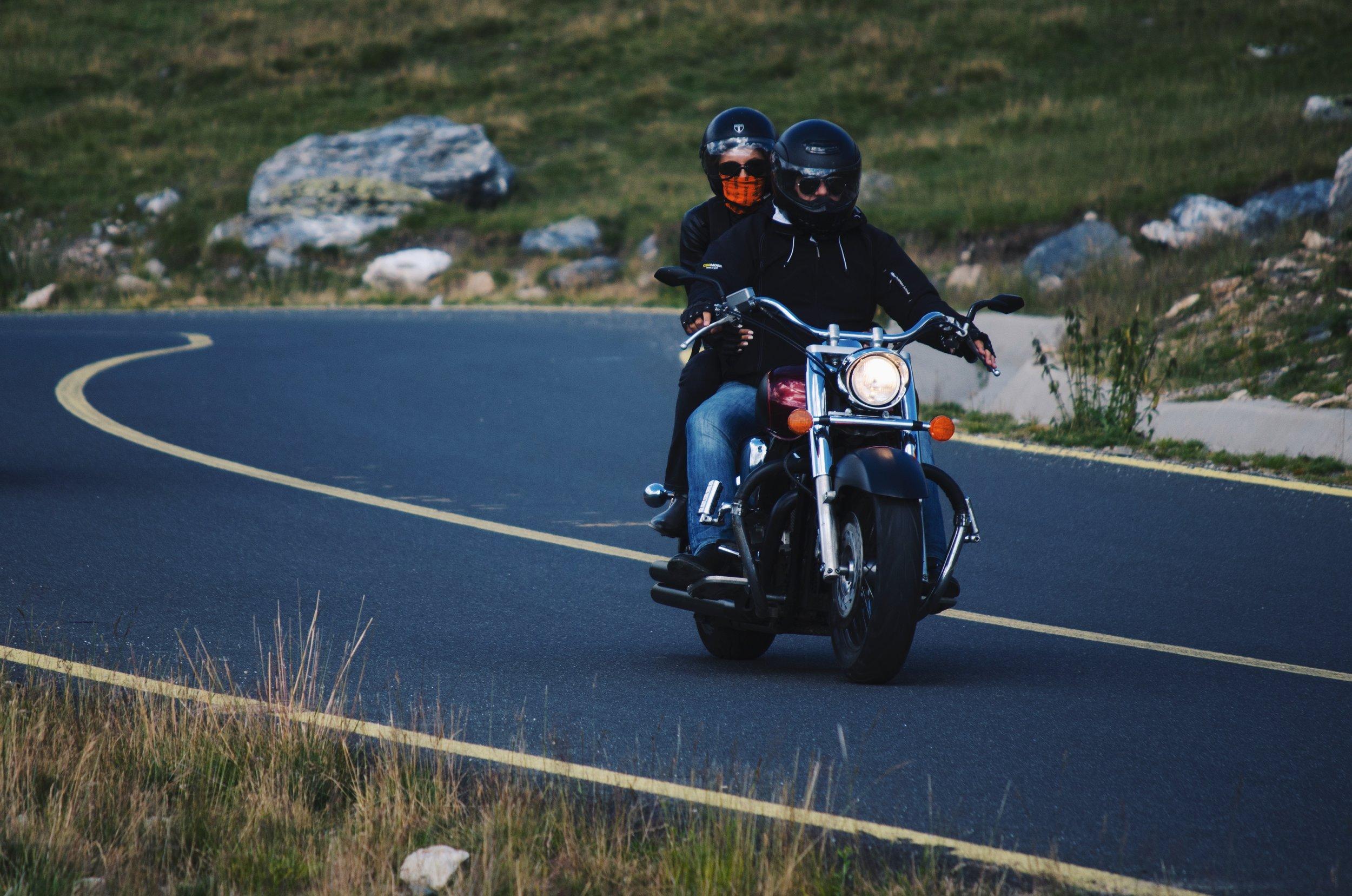 Motorcycle Ride Vineyard Church