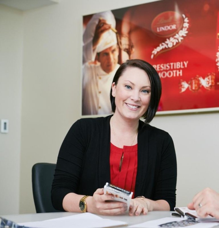"""""""Lindt was always one of my favorite employers when I worked at the University. It was an incredible opportunity to join their team and help them elevate their employer brand."""""""