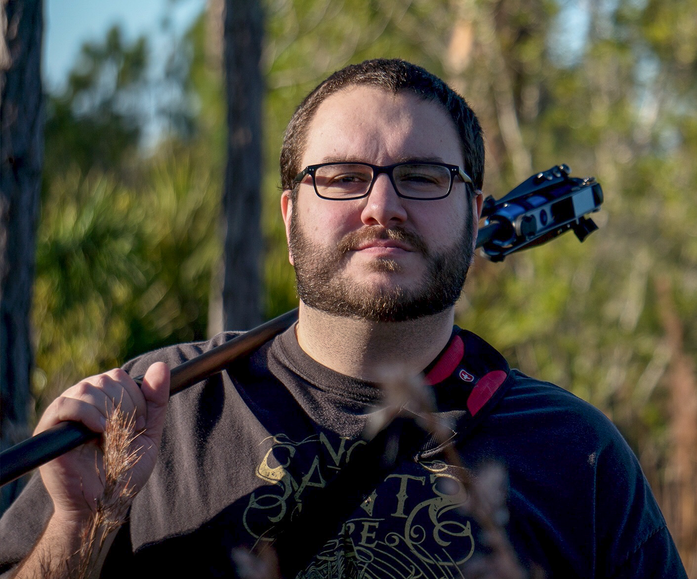 Nate Paruch - Owner of Blue Hammock Studios/Sound Engineer/Filmmaker