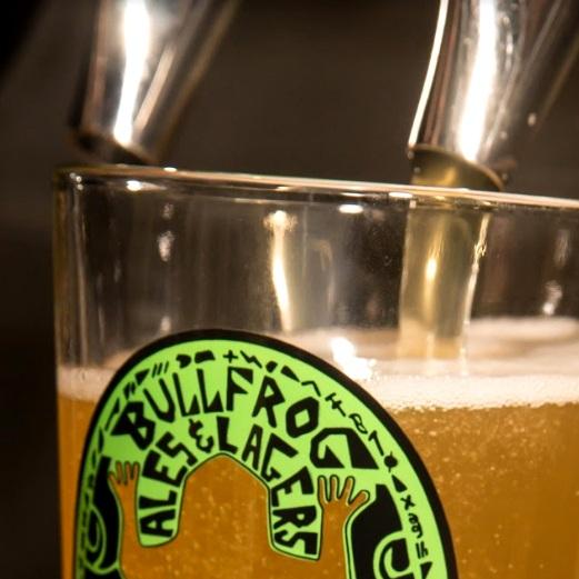 Steve of Bullfrog Brewery (PA)