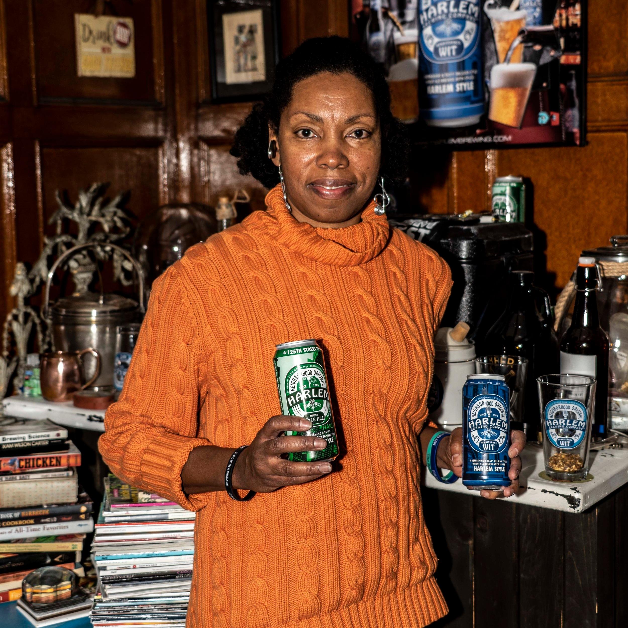 Celeste of Harlem Brewing Company (NY)