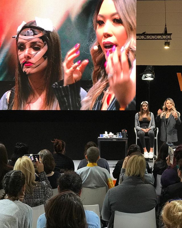 I LOVE YOU DÜSSELDORF! 🇩🇪  THANK YOU @kryolanofficial @kryolandeutschland for inviting me to teach this Masterclass and Workshop at @beauty_duesseldorf! It was an absolute honour to be able share my art with everyone using my all-time favourite Kryolan products! I love Germany and already can't wait to visit this beautiful country again!  THANK YOU to all of YOU who attended my class and workshop this past weekend! Your love, support and kindness means the world to me — I had such a great time sharing and chatting with you guys. I hope that you will all continue to follow your dreams and happiness. Don't ever let your fears block you from having what you've always dreamt of. Best of luck in everything that you do! ❤️  📷 @andrewy527