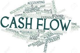 Cash flow graphic