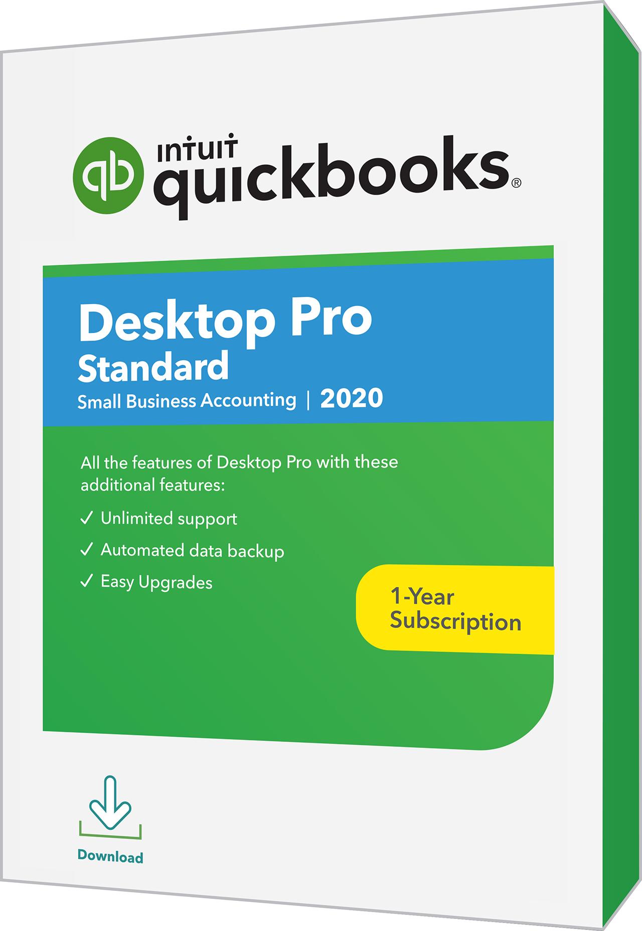 QB Desktop Pro 2020