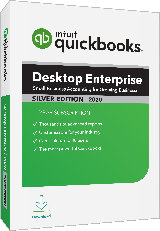 QB Desktop Enterprise 2020