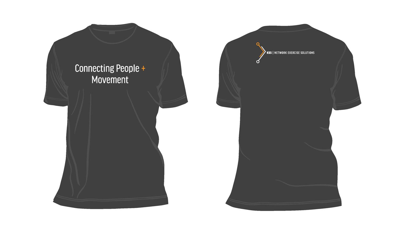 NXS Shirt Design by Mark Penacerrada via NVSBLAB.com