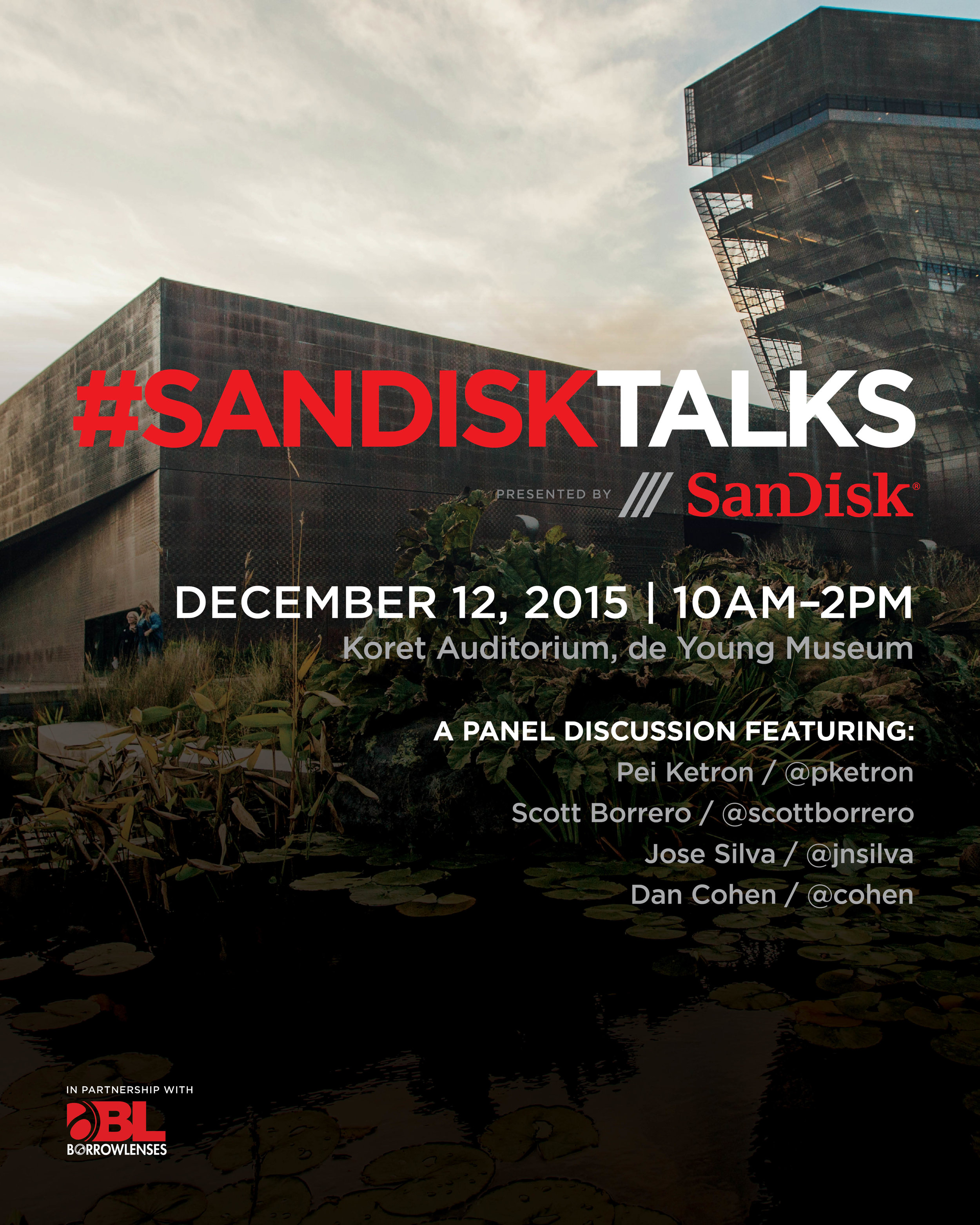 SanDisk Talks by Mark Penacerrada