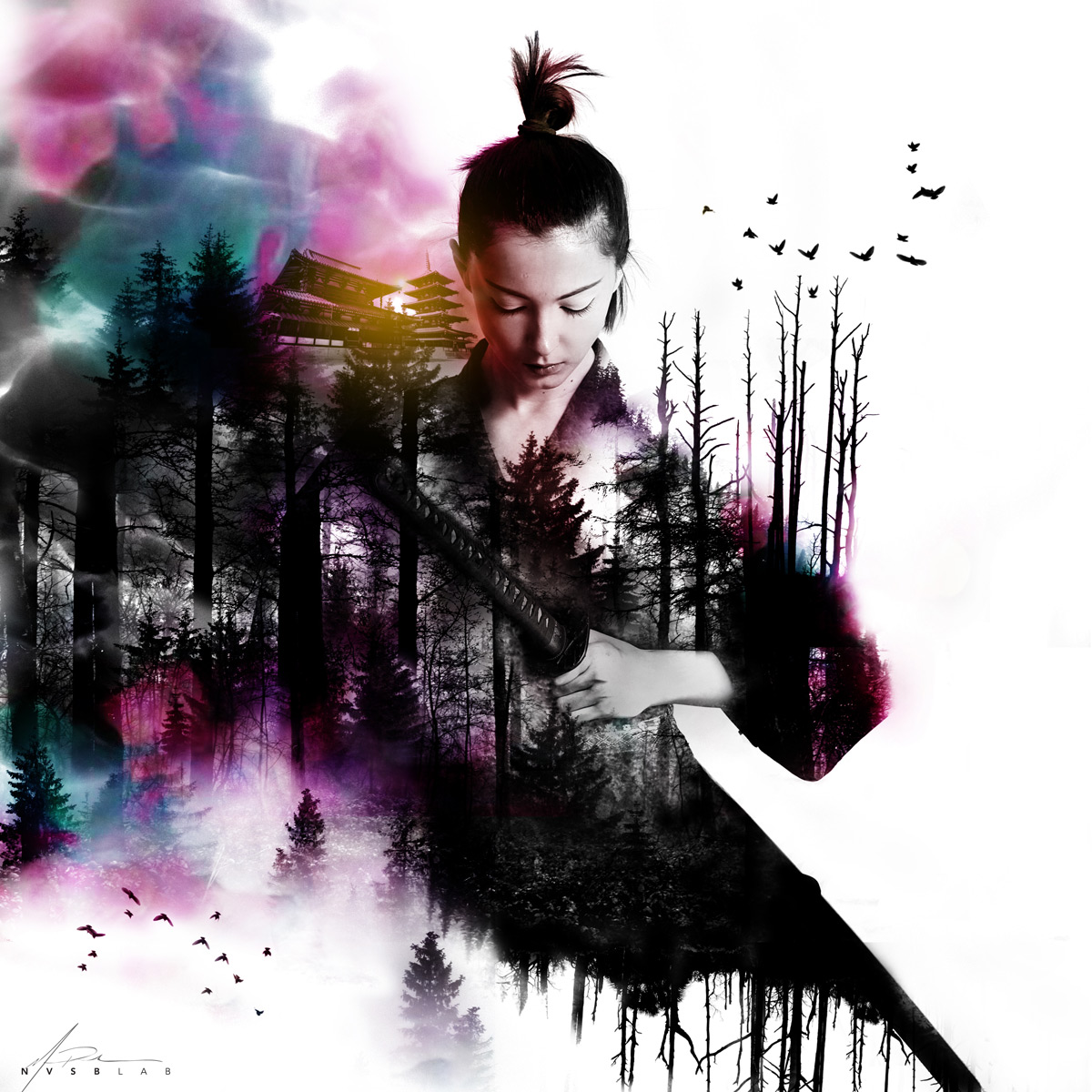 Digital Artwork by Mark Penacerrada
