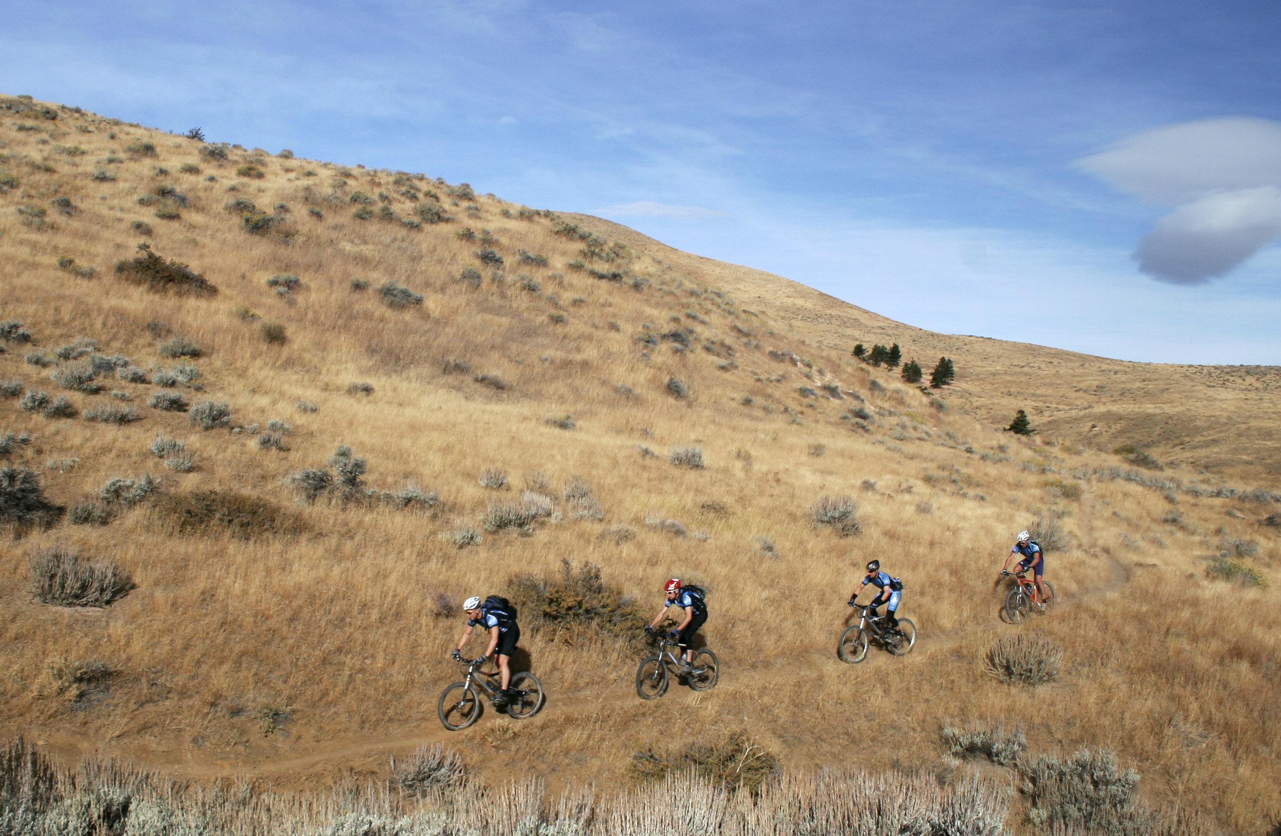 North West Reno - Peavine Singletrack