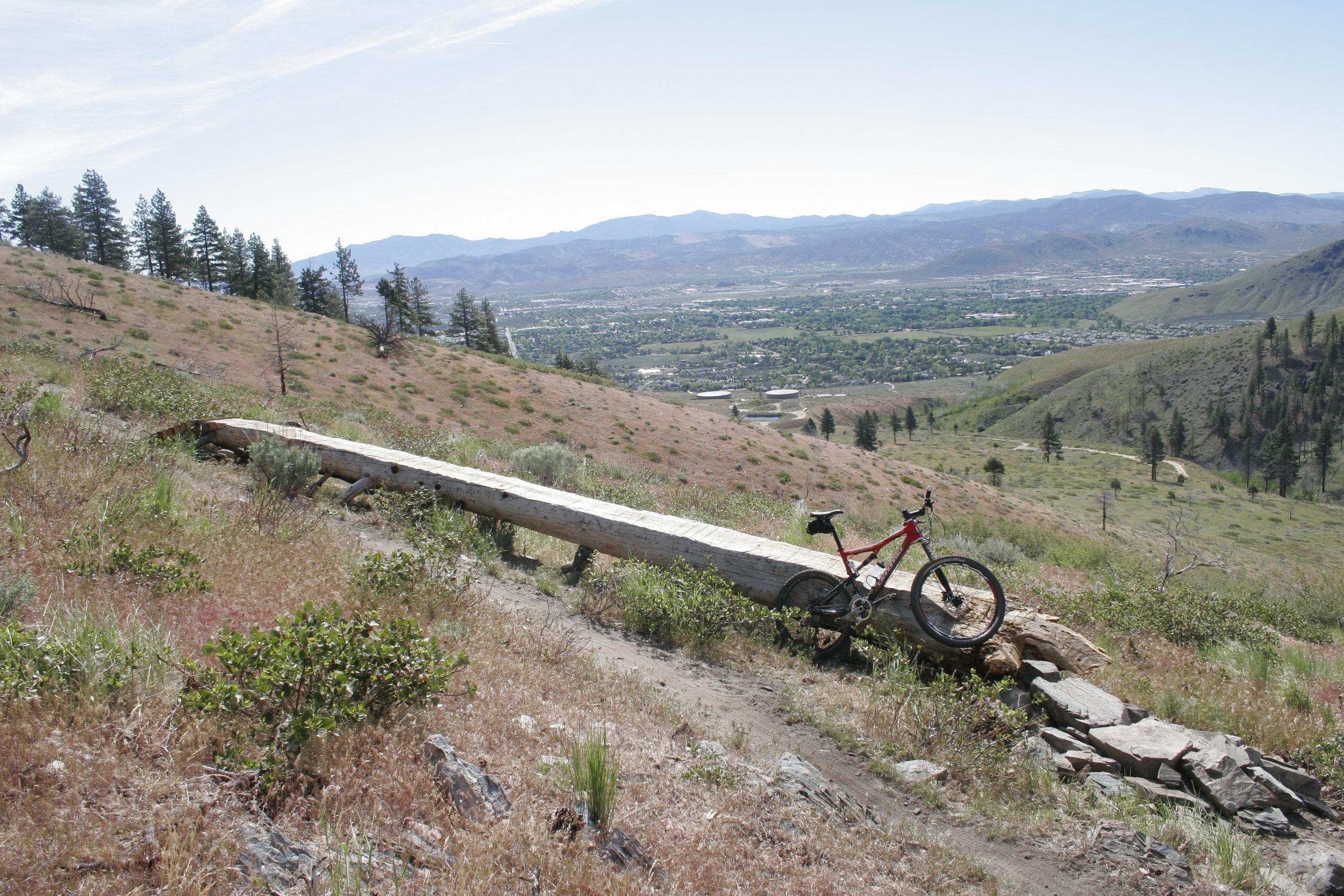 West Carson - Ash Canyon