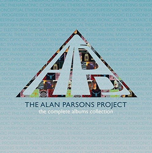 Alan Parsons Project - COMPLETE ALBUMS COLLECTION