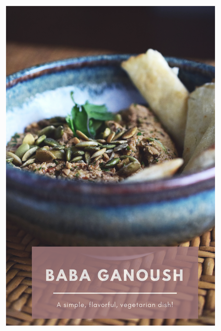 Pinterest Baba Ganoush