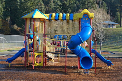 Playground Injury