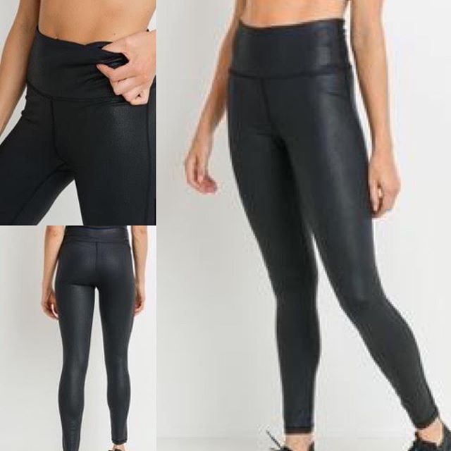 New black foil leggings now online! Come in XS-M sizing! Buy today all leggings 29.95 today! Free shipping over 75 dollars! Use code freeshipping at checkout! #eliteempire #jointheempire #leggings