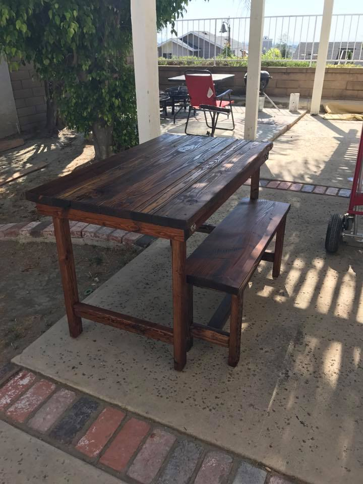 Reclaimed Table and Bench 2.jpg