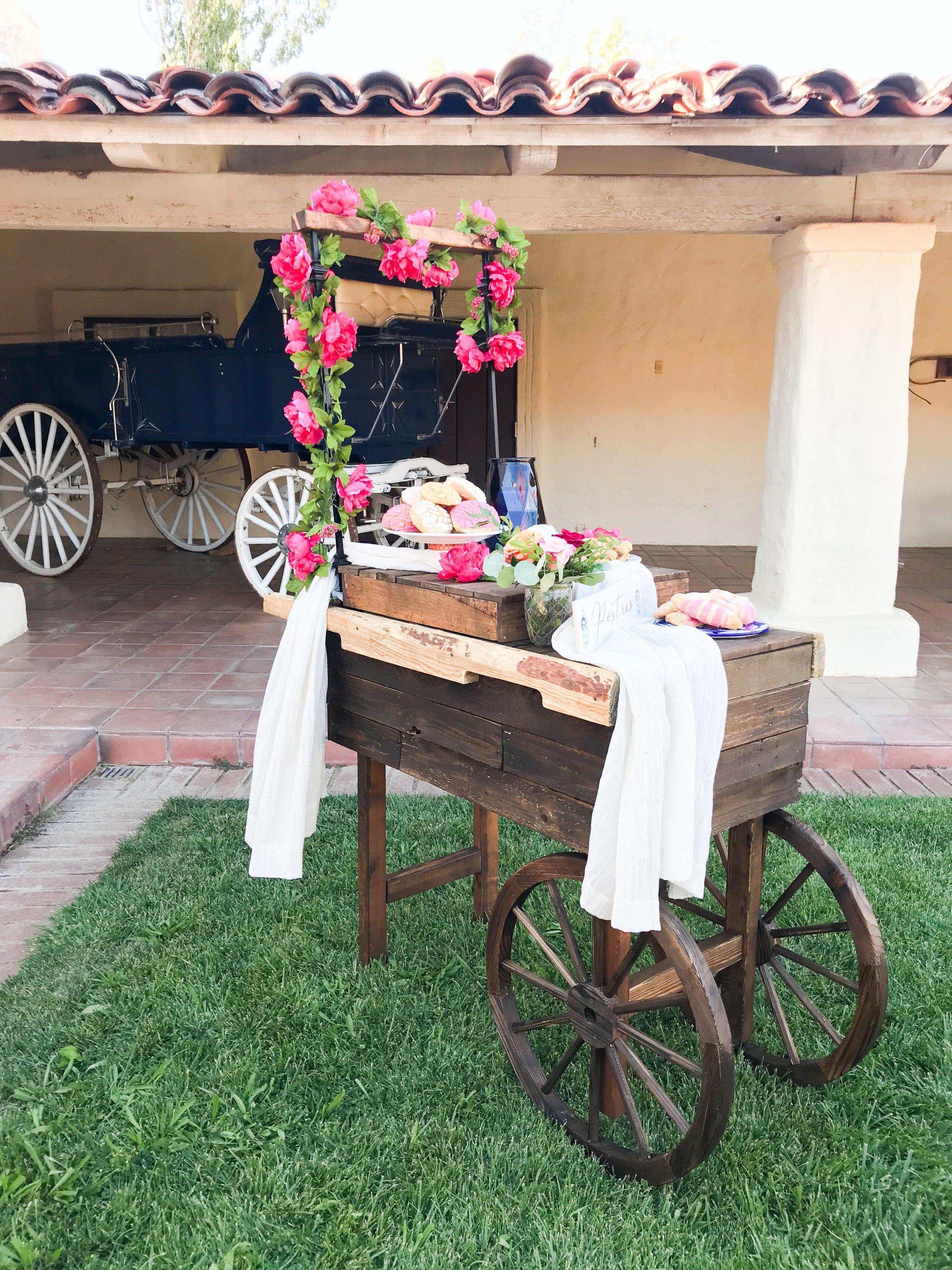 Kariton Dessert Cart