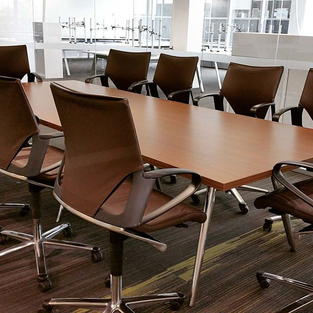 Timeless quality and comfort.  Wilkhahn Modus Chairs. 100% Recycled.