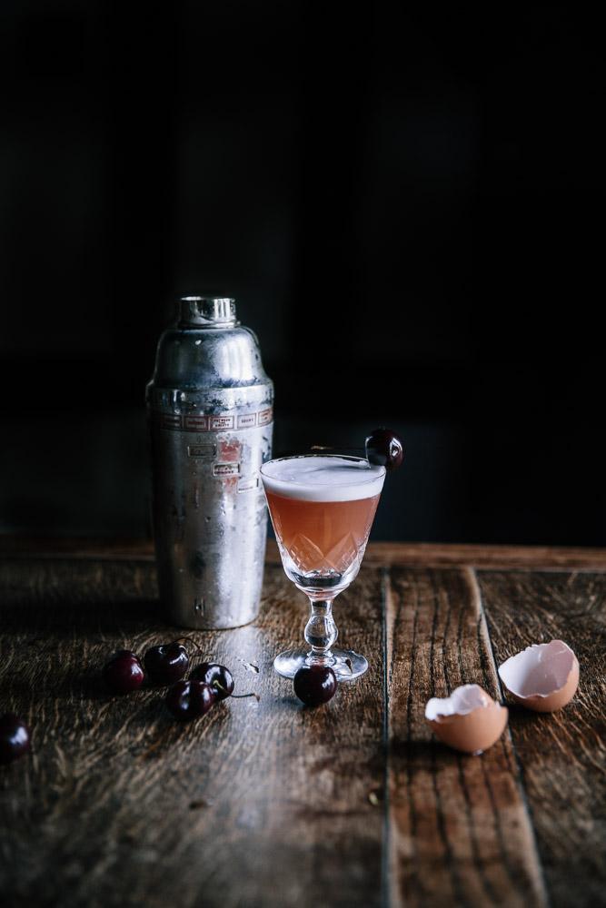 'Sloe & Steady' Cocktail