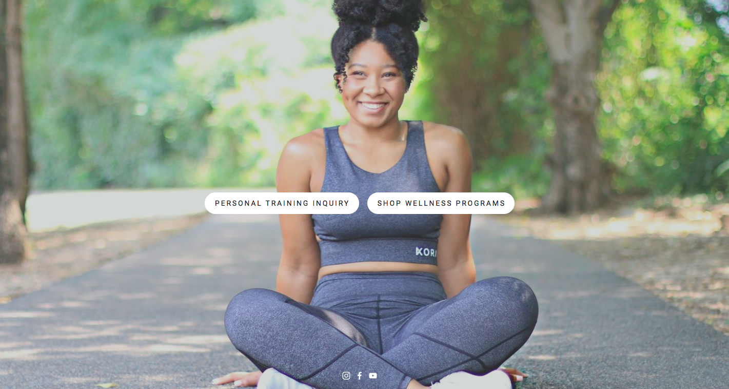 Maiah. - @maiahthemermaid: Wellness coach and fitness instructor, Maiah advocates for others to get fit and offers wellness programs over at MaiahTheMermaid.com