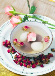 Ch 150 - rose glutinous rice ball soup.png