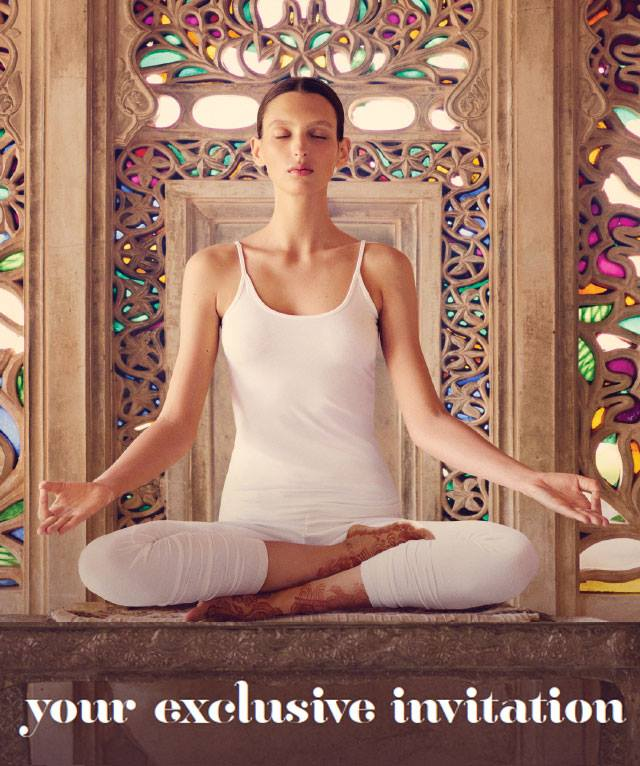 meditation and yoga are quintessential to Ayurvedic practice