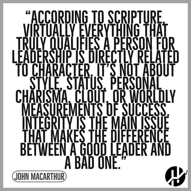To make the biggest impact as a leader, we must have integrity. We must be honest. We must have values that align with God's Word. Have you examined what your motives are and how your actions are affecting people around you? ACT W/ INTEGRITY! #ACTWITHINTEGRITY #INTEGRITY #GODSWORD #SCRIPTURE #IMPACT #HONESTY #ALIGNMENT #EXAMINATION #MOTIVE #LEADERSHIP #LEAD