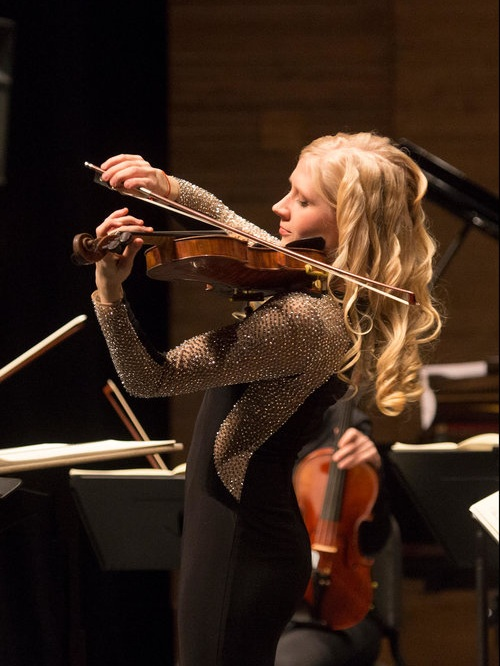 - Julia Glenn, ViolinViolin Faculty, The Tianjin Juilliard School