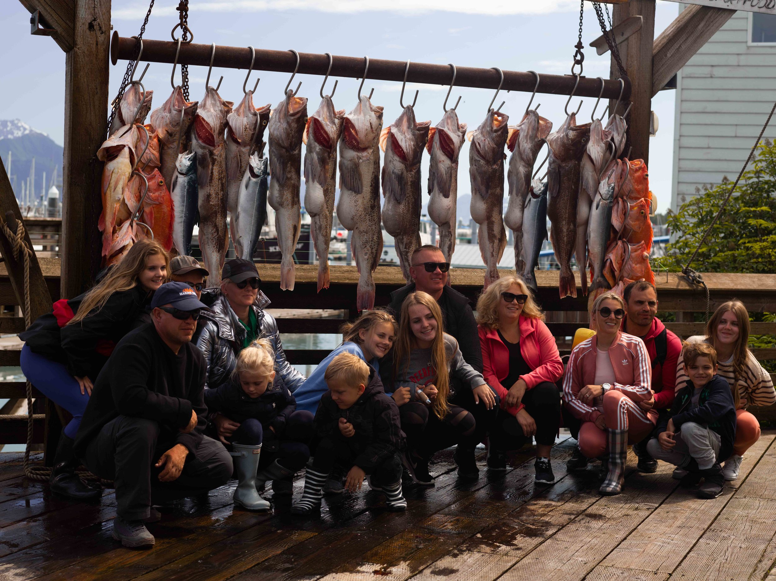 3/4 DAY - LINGCOD/SALMON/ROCKFISHwednesdays ONLY$325/PERSON